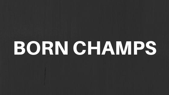「BORN CHAMPS(ボーンチャンプス) ロゴ」の画像検索結果