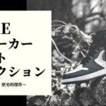 【徹底比較】ナイキ(NIKE)スニーカー大人気おすすめモデル5選!【定番~歴史的傑作モデルまで】