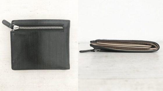 MURA メンズ 二つ折り財布のレビュー画像